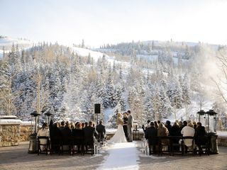 Ashley and Ray's Wedding in Park City, Utah 15