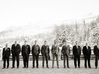 Ashley and Ray's Wedding in Park City, Utah 20