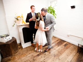 Anna and Rob's Wedding in New York, New York 3