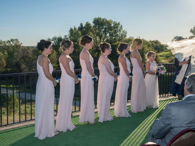 Brian and Sarah 's Wedding in Cannon Falls, Minnesota 6