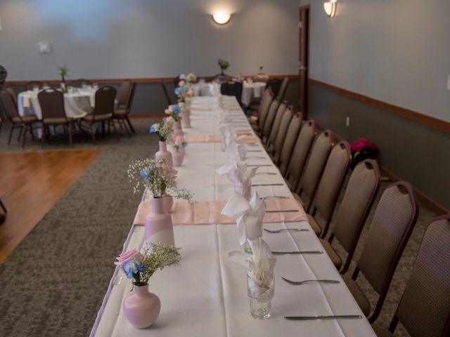 Brian and Sarah 's Wedding in Cannon Falls, Minnesota 9