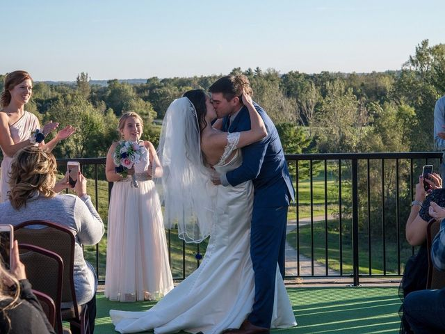 Brian and Sarah 's Wedding in Cannon Falls, Minnesota 2