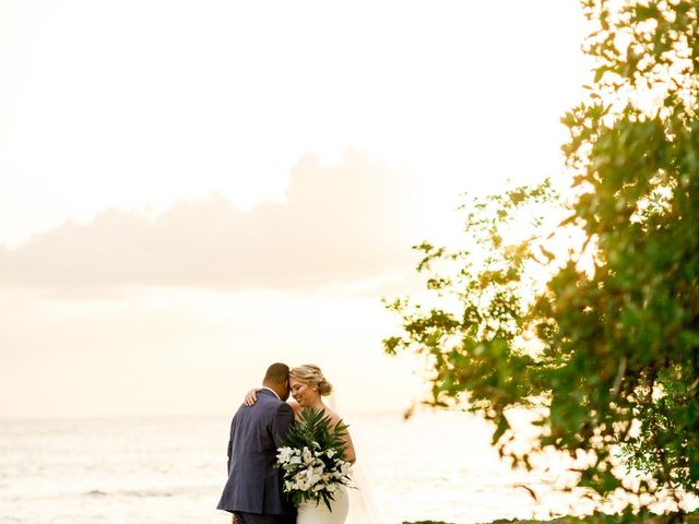 Trevor and Brittany's Wedding in La Romana, Dominican Republic 1