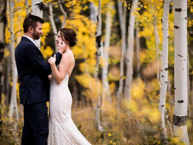 The wedding of Liz and Jeff