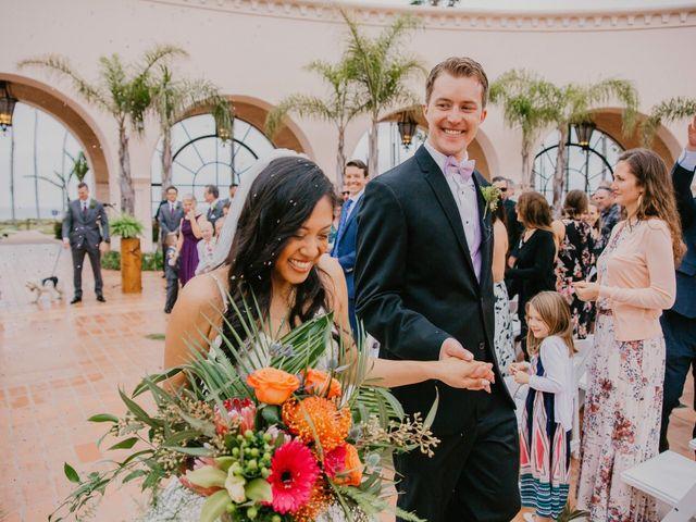 Chandler and Anna's Wedding in Santa Barbara, California 1