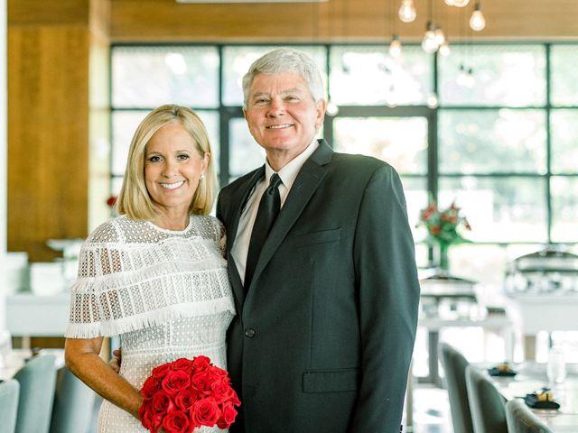 The wedding of Lori and Eddie