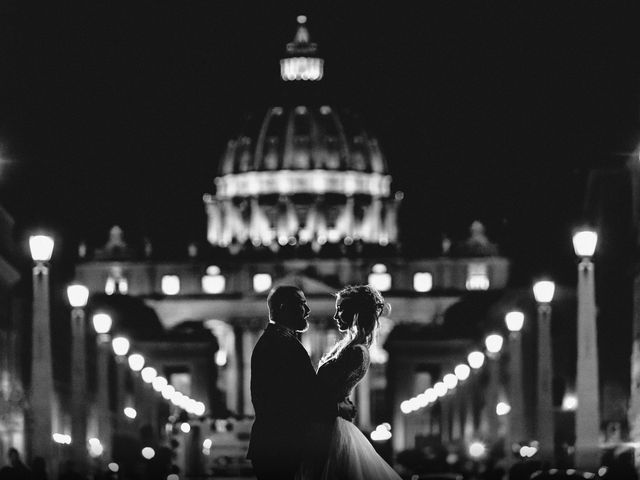 Daniele and Sara's Wedding in Rome, Italy 1