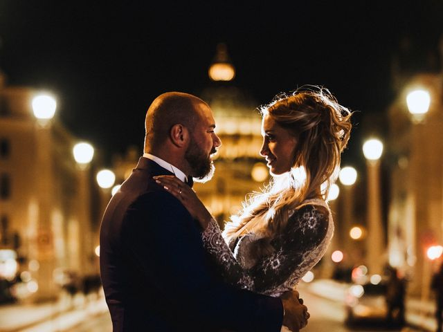 Daniele and Sara's Wedding in Rome, Italy 2