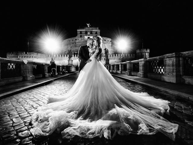 Daniele and Sara's Wedding in Rome, Italy 3