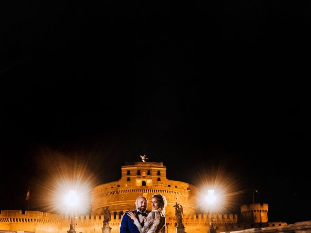 Daniele and Sara's Wedding in Rome, Italy 4