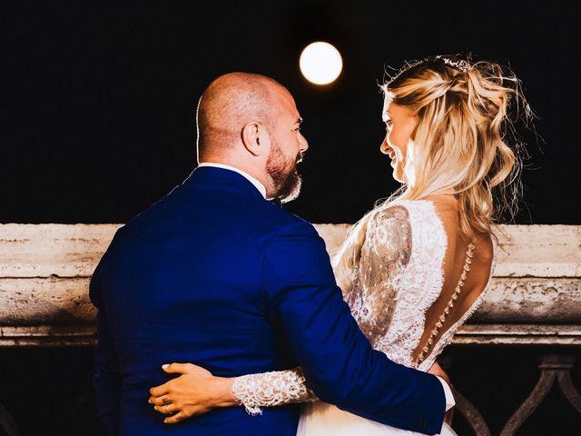 Daniele and Sara's Wedding in Rome, Italy 6
