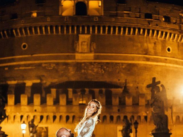 Daniele and Sara's Wedding in Rome, Italy 9