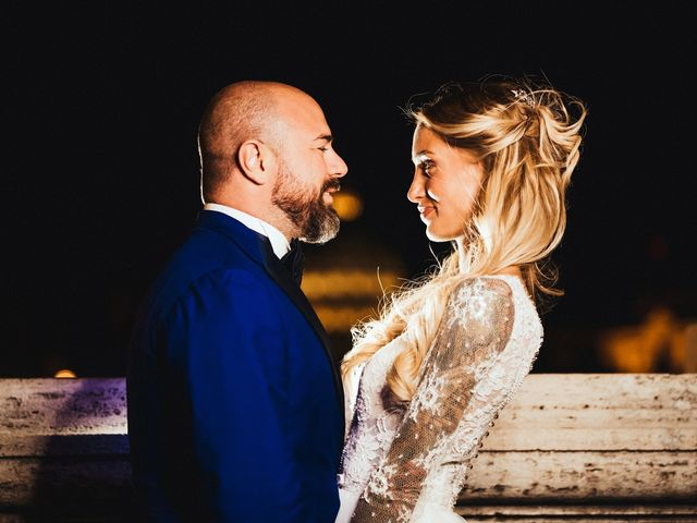Daniele and Sara's Wedding in Rome, Italy 10