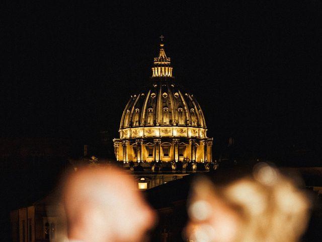 Daniele and Sara's Wedding in Rome, Italy 11