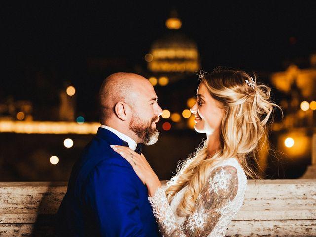 Daniele and Sara's Wedding in Rome, Italy 12
