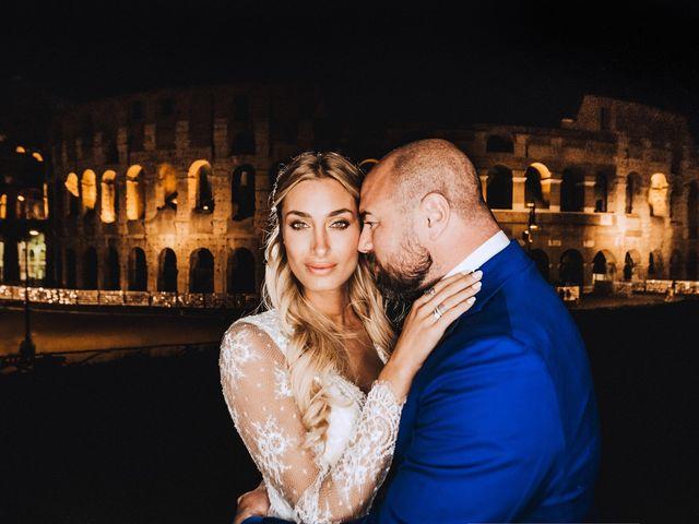 Daniele and Sara's Wedding in Rome, Italy 13