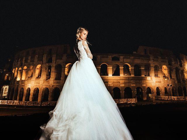 Daniele and Sara's Wedding in Rome, Italy 16