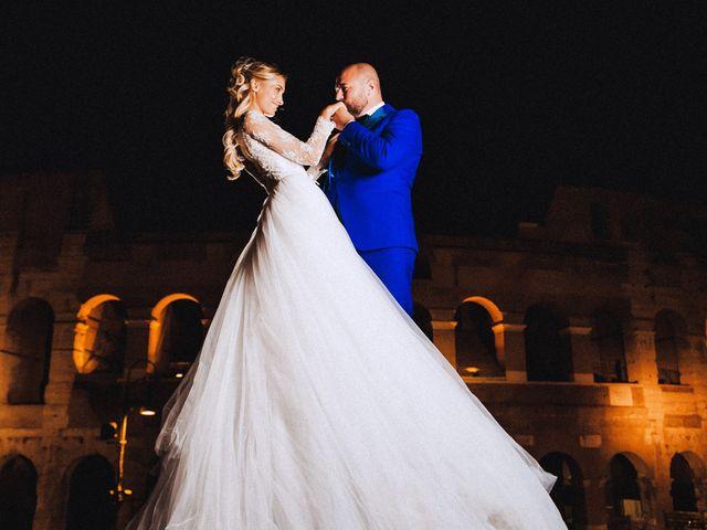 Daniele and Sara's Wedding in Rome, Italy 17
