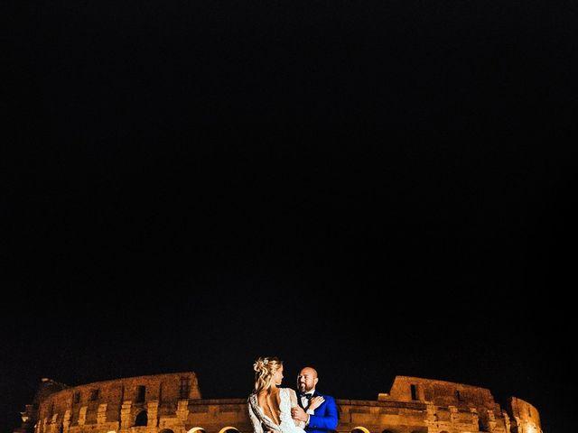 Daniele and Sara's Wedding in Rome, Italy 18