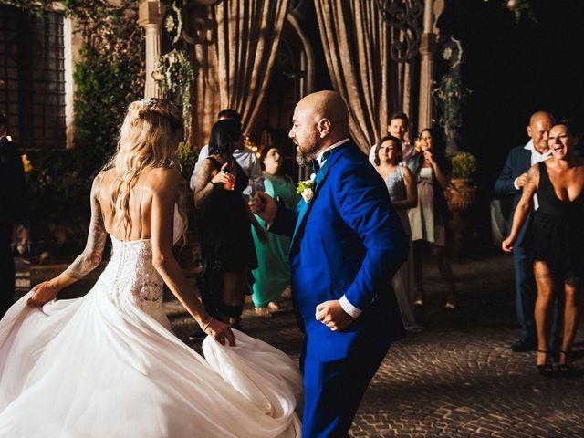 Daniele and Sara's Wedding in Rome, Italy 19