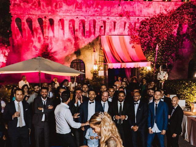 Daniele and Sara's Wedding in Rome, Italy 20