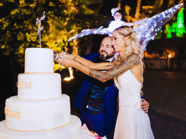 Daniele and Sara's Wedding in Rome, Italy 22