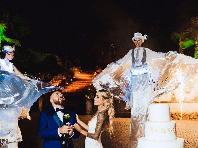 Daniele and Sara's Wedding in Rome, Italy 23