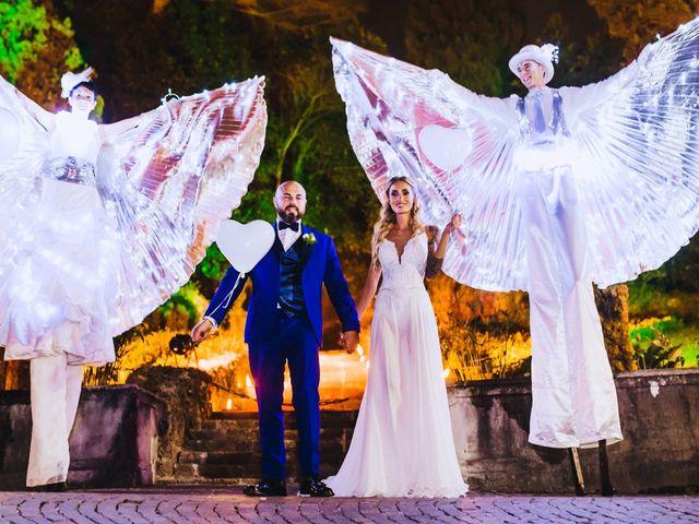 Daniele and Sara's Wedding in Rome, Italy 24