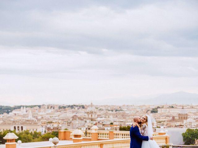 Daniele and Sara's Wedding in Rome, Italy 29