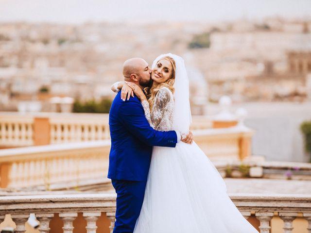 Daniele and Sara's Wedding in Rome, Italy 30