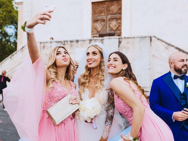 Daniele and Sara's Wedding in Rome, Italy 31
