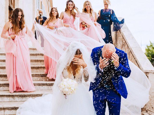 Daniele and Sara's Wedding in Rome, Italy 32