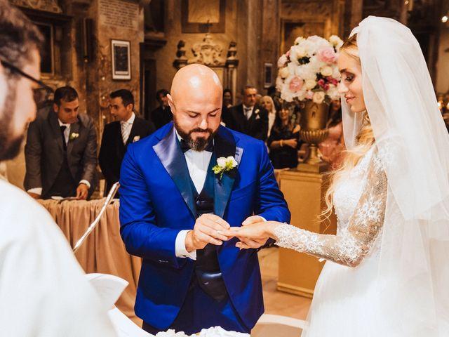 Daniele and Sara's Wedding in Rome, Italy 34