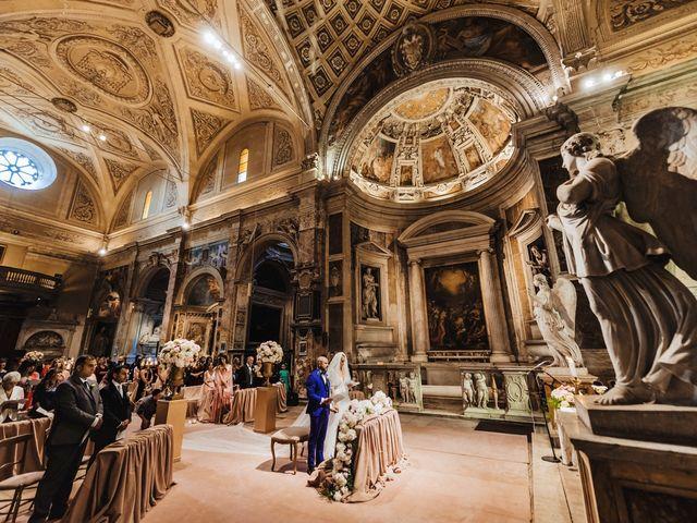Daniele and Sara's Wedding in Rome, Italy 36