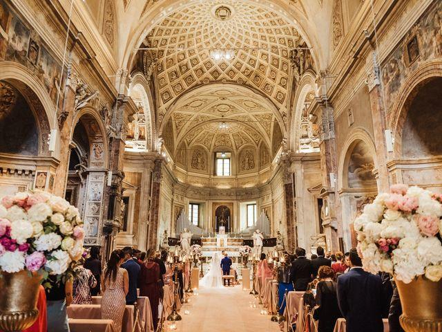 Daniele and Sara's Wedding in Rome, Italy 37