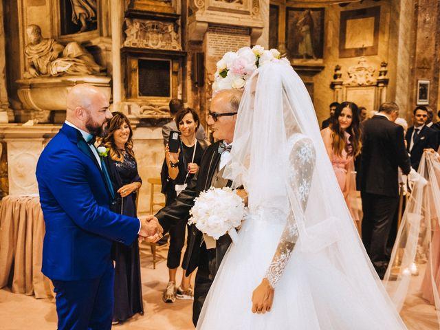 Daniele and Sara's Wedding in Rome, Italy 39