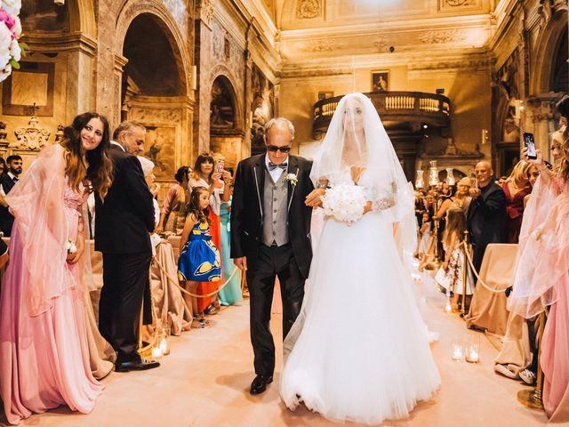 Daniele and Sara's Wedding in Rome, Italy 40