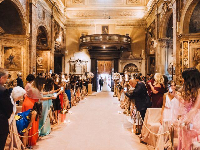 Daniele and Sara's Wedding in Rome, Italy 41