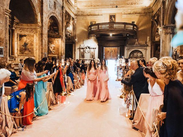 Daniele and Sara's Wedding in Rome, Italy 42
