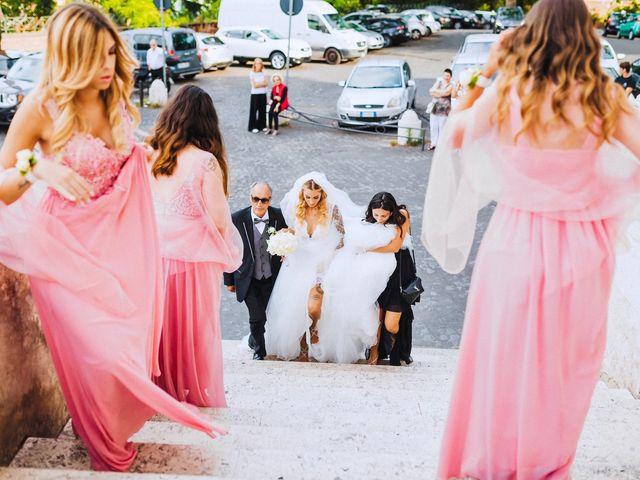 Daniele and Sara's Wedding in Rome, Italy 43