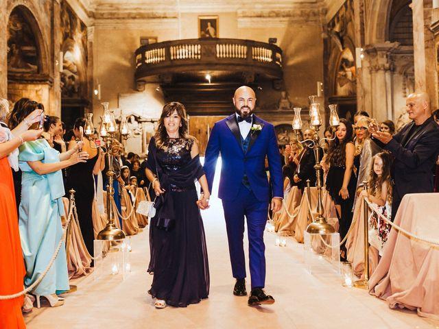 Daniele and Sara's Wedding in Rome, Italy 45
