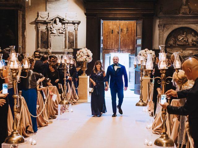 Daniele and Sara's Wedding in Rome, Italy 46