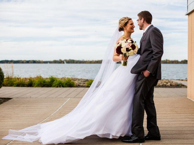 The wedding of Heidi and Zach