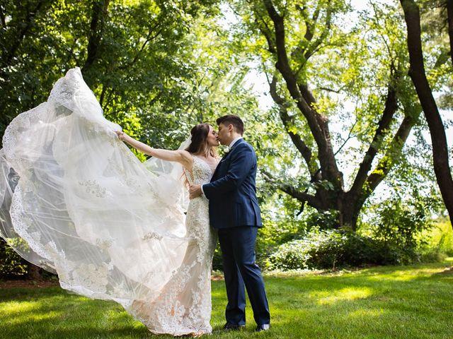 Zigmars and Melissa's Wedding in Minneapolis, Minnesota 1