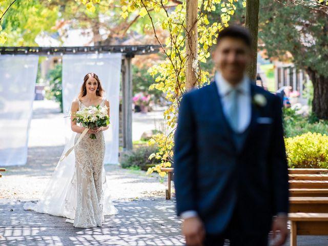 Zigmars and Melissa's Wedding in Minneapolis, Minnesota 10