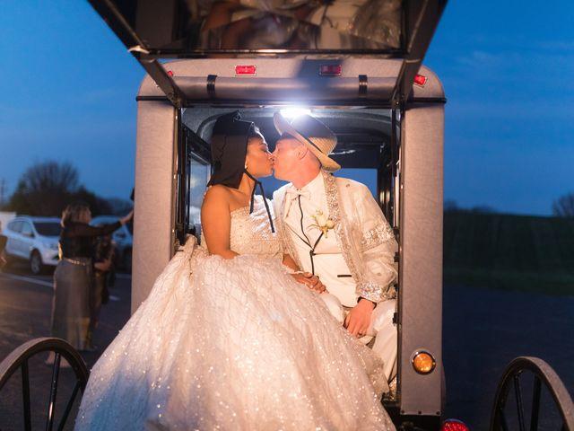 Jade and Jeff's Wedding in Lancaster, Pennsylvania 5