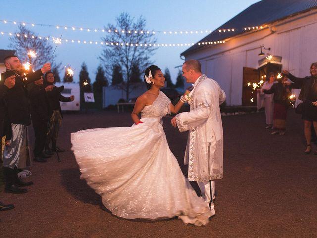 Jade and Jeff's Wedding in Lancaster, Pennsylvania 11