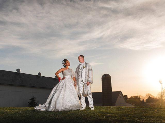 Jade and Jeff's Wedding in Lancaster, Pennsylvania 30