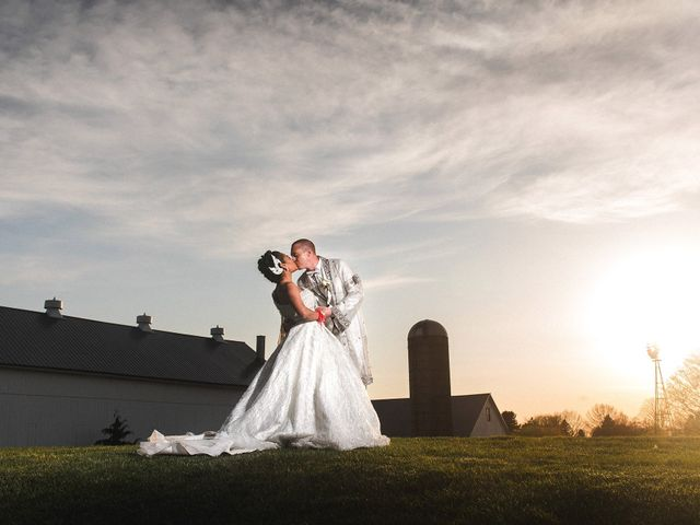 Jade and Jeff's Wedding in Lancaster, Pennsylvania 31