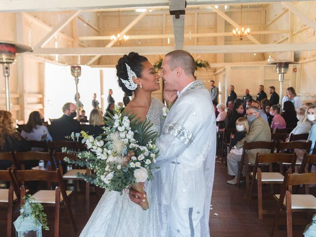 Jade and Jeff's Wedding in Lancaster, Pennsylvania 56